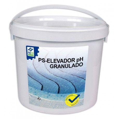 Elevador PH granulado 6 kg Profer