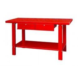 mesa trabajo taller cajones