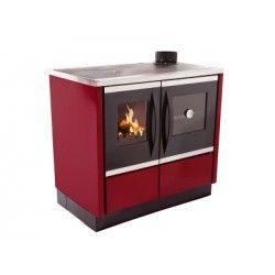 Estufa cocina leña rubina Climacity