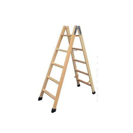 Escalera madera tijera Villar