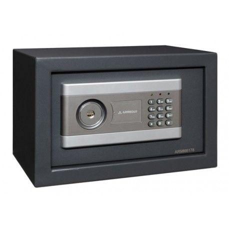 Caja fuerte sobreponer electronica 19010S1 Arregui