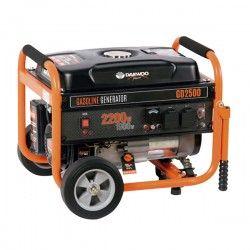 Generador gasolina gd2500 daewoo
