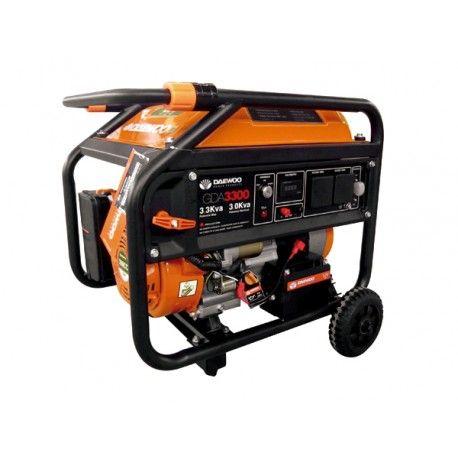 Generador gasolina gd3300 daewoo