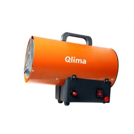 Generador aire caliente Gas GFA1010 Qlima