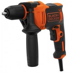 Taladro percutor electronico 550w Black & Decker