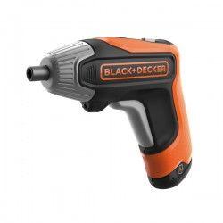 atornillador carga rapida Black & Decker