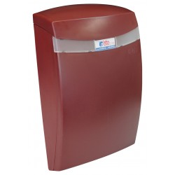 Buzon exterior Galaxy marron Btv
