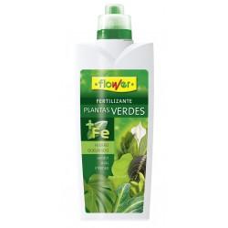 Fertilizante líquido planta verde Flower