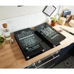 Tabla vidrio cocina bon appetit