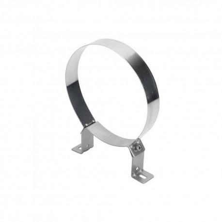 Abrazadera atornillar inoxidable 110 mm