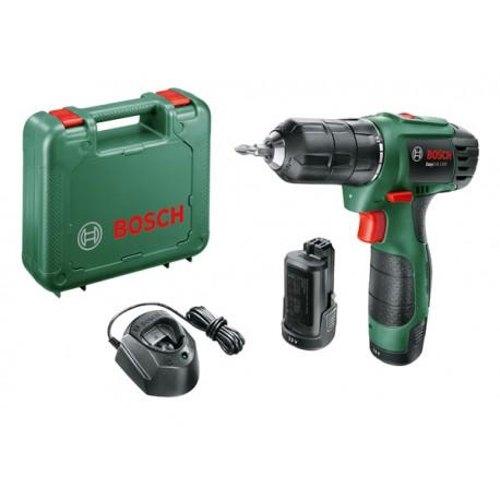 Taladro atornillador Easy Drill 1200 baterias Bosch
