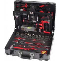 caja herramientas casa mader