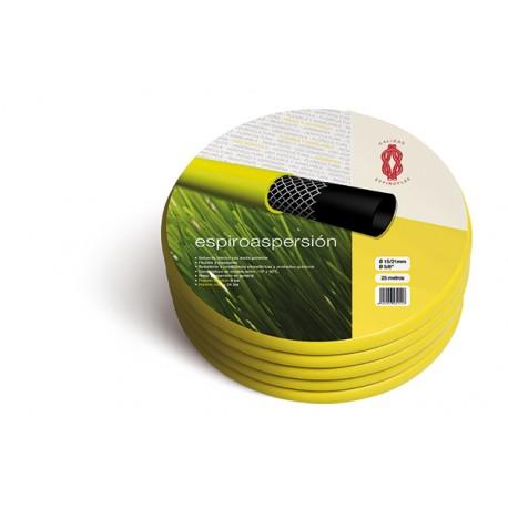 Manguera amarilla 15mm aspiroaspersion